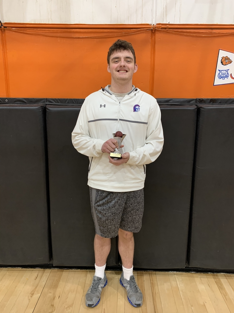 Congratulations to Peyton Mulbery for making the All Tournament Team at the Buffalo Tournament.